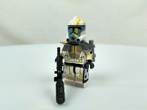 LEGO-Star-Wars-Arc-Trooper-Blitz-Custom-Clone-Trooper-Minifigure-Rancor-9488