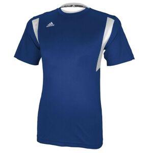 adidas Men's CLIMALITE Utility Short Sleeve Shirt Athletic Running ...