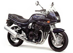 suzuki gsf1200 gsf 1200 s bandit 1996 2003 workshop service manual rh ebay com au suzuki gsf 1200 bandit repair manual Suzuki GSF 1200 Bandit Ride