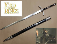 Lotr Lord Of The Rings Sword Of Witch King With Sheath (hk5015)