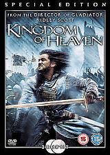 Kingdom Of Heaven Dvd 2005 2 Disc Set For Sale Online Ebay