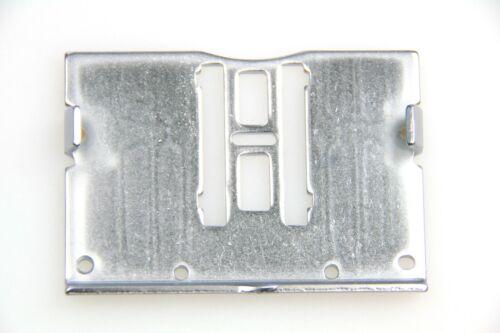 Stichplatte Nadelplatte für Elna Supermatik Nähmaschine