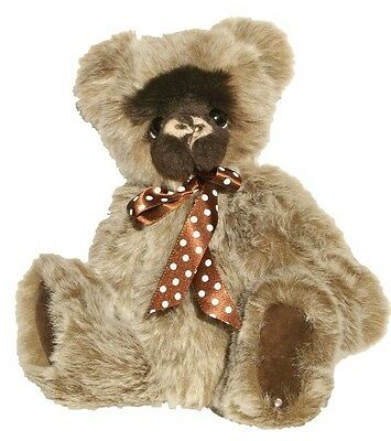 "In Many Styles Frugal Muffin By Kaycee Bears ~ Gorgeous 16"" Plush Bear ~ Limited Edition 25!! Dolls & Bears"