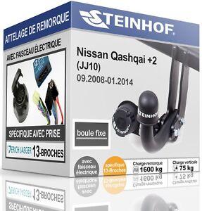 ATTELAGE-fixe-NISSAN-QASHQAI-2-JJ10-J10-2008-2014-FAISCEAU-SPECIAL-13-broches