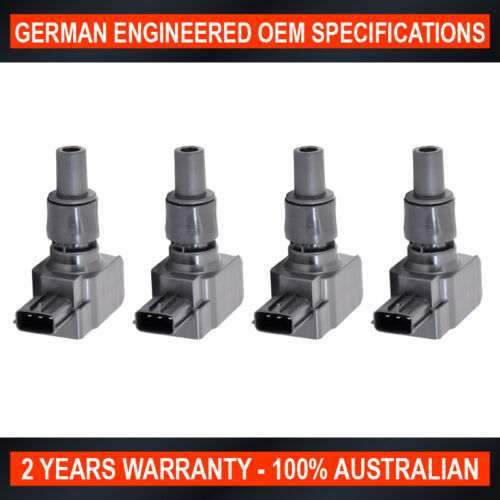 4 x Brand New Ignition Coil for Mazda RX8 Wankel 1.3L Rotor