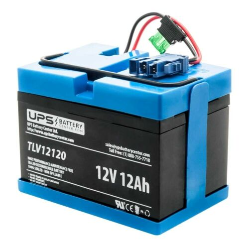 Peg Perego 12V Magica Compatible Replacement Battery
