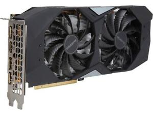 GIGABYTE GeForce GTX 1660 Ti WINDFORCE OC 6G Graphics Card, 2 x WINDFORCE Fans,