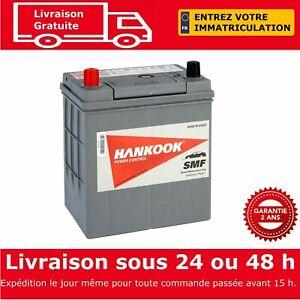 Hankook-53522-Batterie-de-Demarrage-Pour-Voiture-12V-35Ah-187-x-127-x-220mm