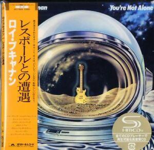 ROY-BUCHANAN-YOU-039-RE-NOT-ALONE-JAPAN-MINI-LP-SHM-CD-Ltd-Ed-G00