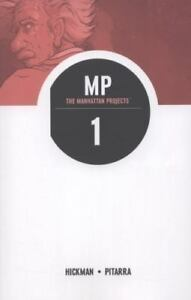 The-Manhattan-Projects-Vol-1-Hickman-Image-Comics-Graphic-Novel-NEW
