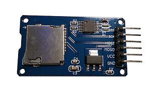 SPI-Micro-SD-MicroSD-Board-Shield-Card-Reader-Module-Arduino-ESP8266-ESP32-USA