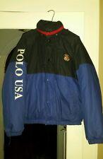 Vintage polo ralph lauren stadium p wing 92 ski rare polo usa cookie coat sz m