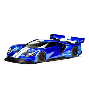 Image Is Loading Protoform Ford Gt Mm Pan Rc Cars On