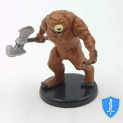 D/&D Icons of the Realm Tomb of Annihilation 20a//45 Werebear Axe