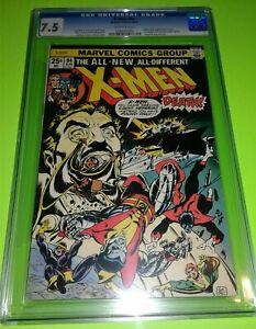 X-MEN #94 CGC 7.5 VF- NEW X-MEN BEGIN KEY ISSUE BRONZE AGE GIL KANE CLAREMONT