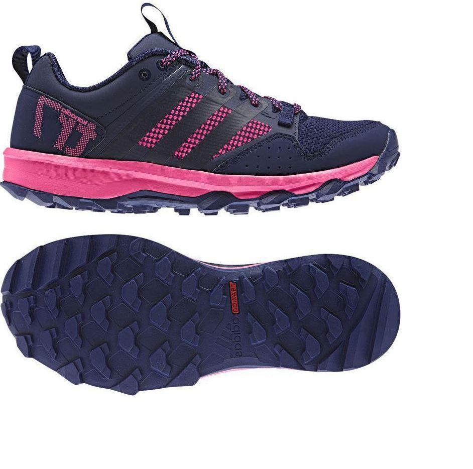 NWT Femme adidas Kanadia 7 Tr athlétique fonctionnement chaussures B40585