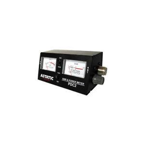 ASTATIC-TM-302-PDC2-ASTATIC-TM-PDC2-SWR-POWER-FIELD-STRENGTH-TEST-METER