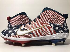 Nike Zoom Trout 5 PE USA Metal Baseball