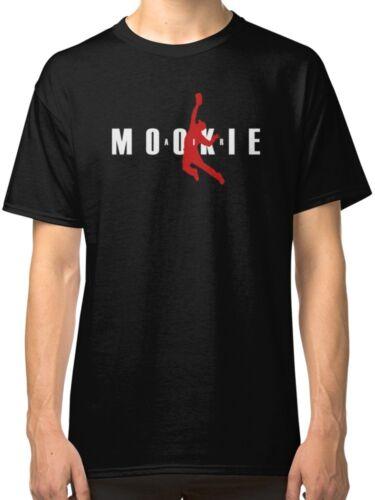Air Mookie Men/'s Black T-Shirts