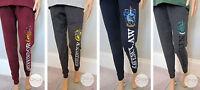 Primark HARRY POTTER HOGWARTS School Crests Logo SWEATPANTS Jogging Bottoms