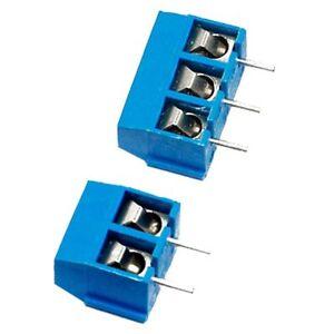 2-broches-et-3-broches-a-vis-Bornier-Connecteur-5-mm-pitch-pour-Arduino-Pack-I1F9