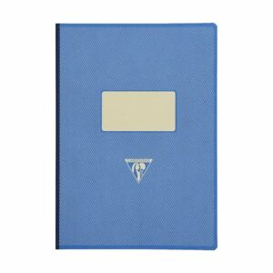 Clairefontaine 1951 A4 Clothbound Notebook Ruled Blue