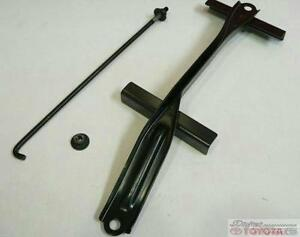 Image Is Loading Oem Toyota Celica Battery Hold Down Clamp Kit