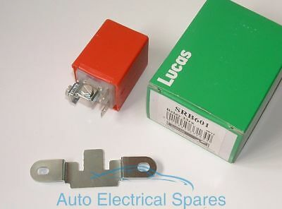 Lucas Split Charge Relay 24v 40amp 33RA   SRB601