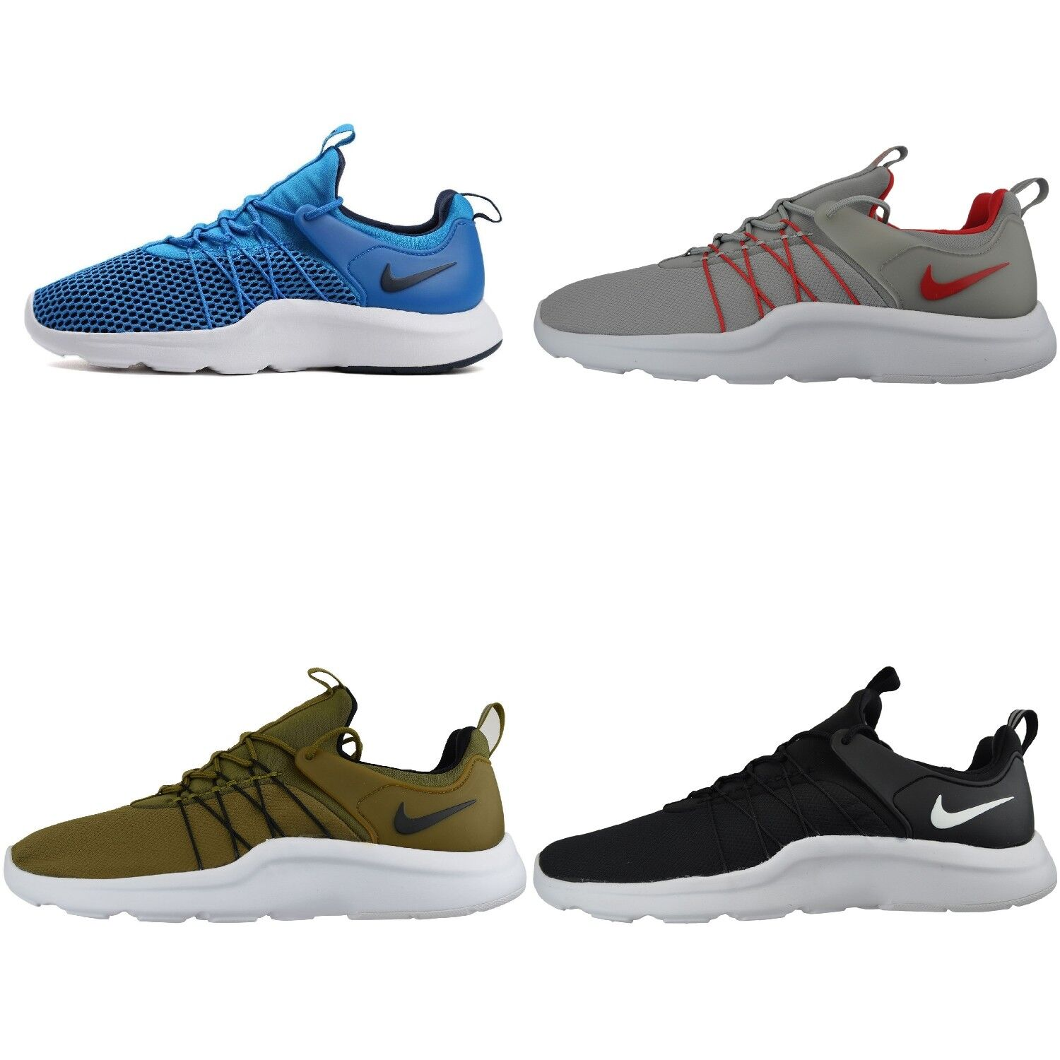 NIKE DARWIN RUNNING SHOES TRAINERS Trainers Textile