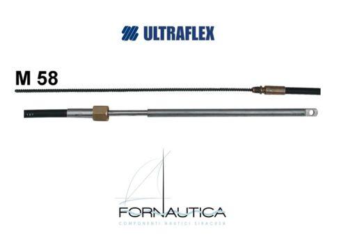 3,36 MT PER TIMONERIA MECCANICA T67 ULTRAFLEX MONOCAVO M58 ULTRAFLEX 11 FT