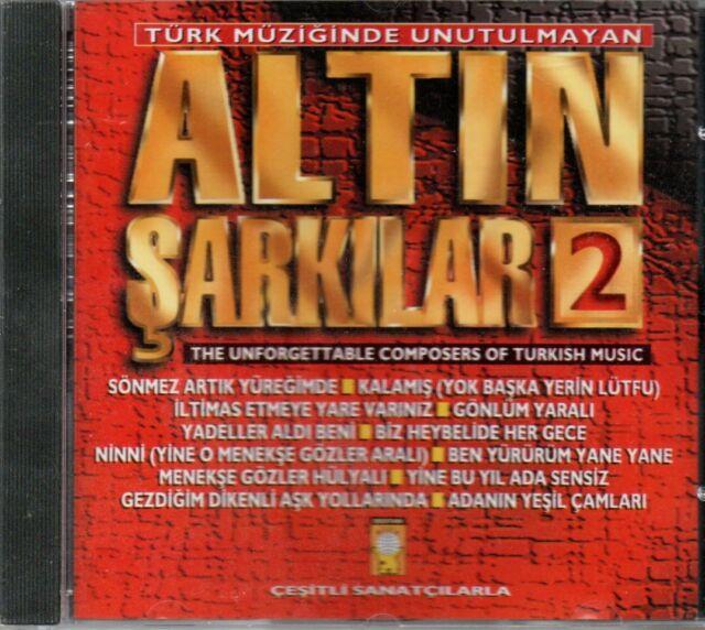 Türk Müziginde Unutulmayan Altin Sarkilar 2 Türkische Klassik Musik