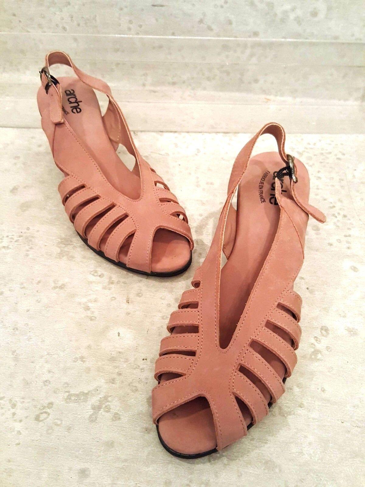 NEW Arche Exor sandals eu 38 us 7.5    395 b0d398