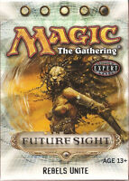 Wizards Of The Coast Magic The Gathering Future Sight 4 Theme Deck Combo Toys