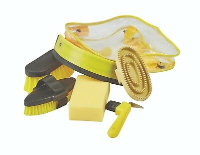 Roma Cylinder 9 Piece Grooming Kit