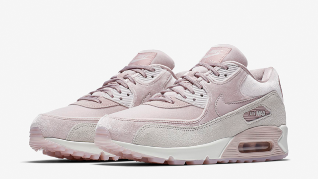 Size 9 - Nike Air Max 90 LX Particle Rose 2018