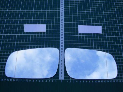 Außenspiegel Spiegelglas Ersatzglas Skoda Superb ab 2001-2006 Li oder Re asph