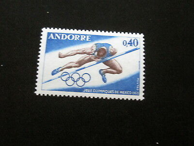 Andorra #184 Mint Never Hinged- I Combine Shipping 3 High Resilience x9