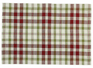 876-01 Set Of 4 Cranberry Placemat from Park Designs Item #