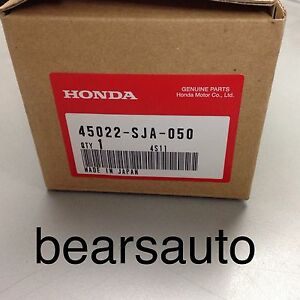 Genuine 2005-2012 Acura RL Front Brake Pads New Original Honda OEM