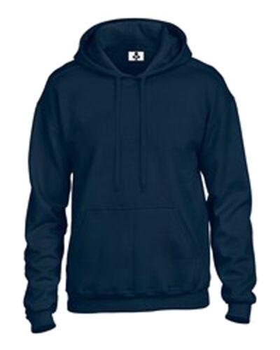 Club Adult Soft Feel Hooded Sweatshirt Plain Sweatshirt top Small Medium