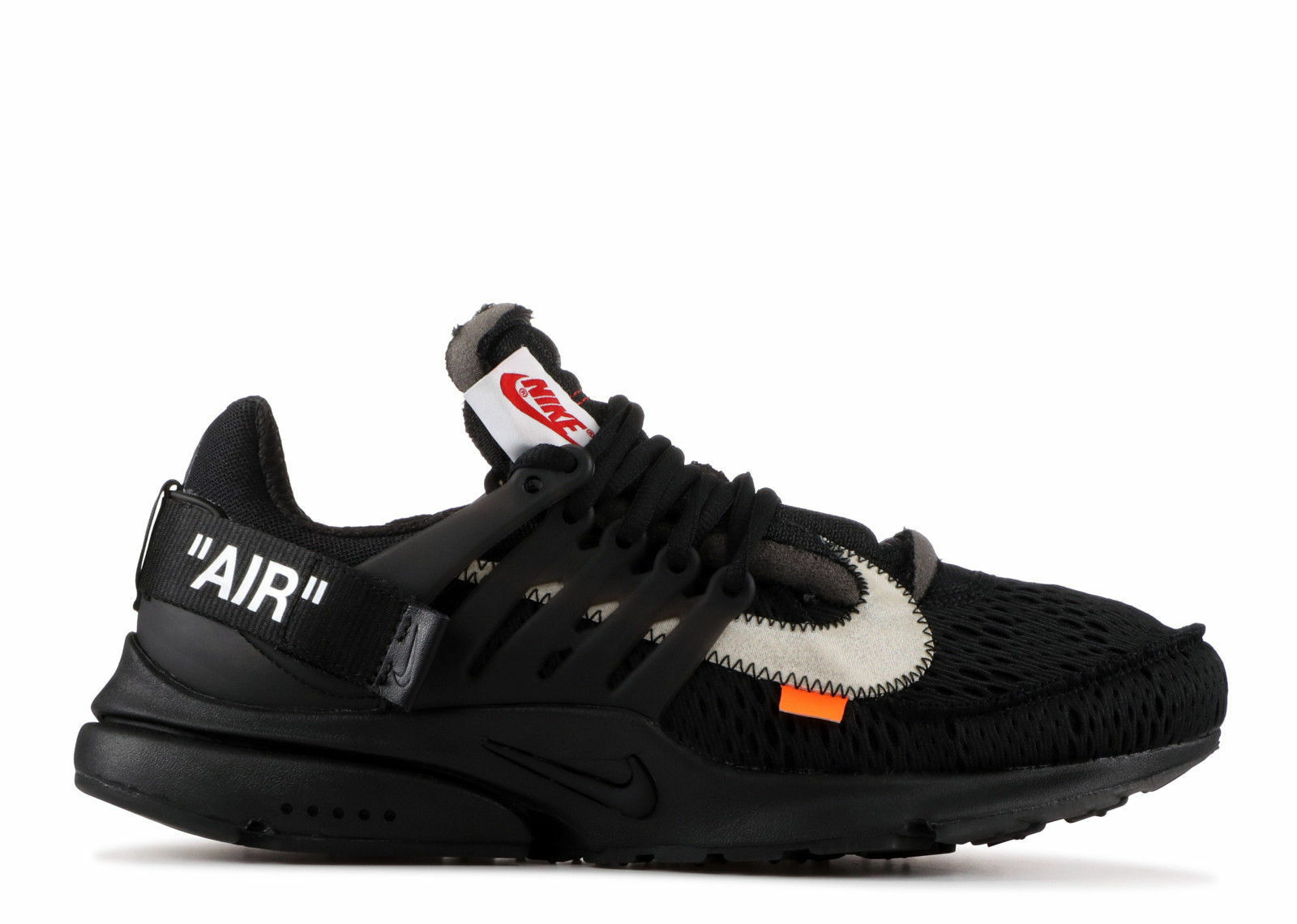 Nike Nike Nike Air presto blanco negro marca de descuento aa3830-002 comodo dd6137