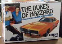 Mpc The Dukes Of Hazzard General Lee 1969 Dodge Charger Model Kit 1/25