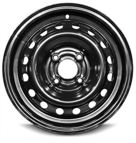 15 Inch Steel Wheel Rim Fits 2009-2014 Nissan Cube 16 Holes 4 Lug 114.3mm