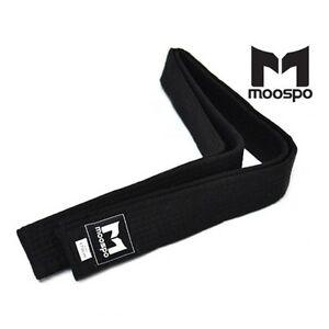 Moospo Black Belt Taekwondo TKD Karate Judo Hapkido