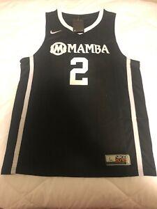 Gianna Bryant Également appelé Gigi Noir Jersey Mamba Academy//Kobe Patch//Taille M