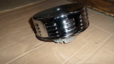 Chrome Louvered Air Filter Fits VW Dune Buggy # CPR129230-DB