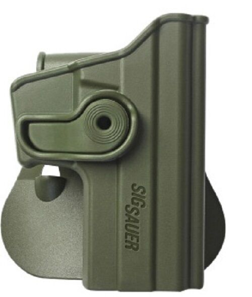 Z1090 IMI Defense OD Grün Right Hand Roto Holster for Sig Sauer 225/229 9mm