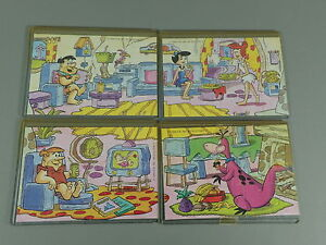 Puzzle: Family Flint (Interior) 1994 - Super Puzzle + All 4 BPZ