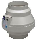 Fantech FR 110 Centrifugal Inline Duct Fan 4 Diameter 115v 167 CFM