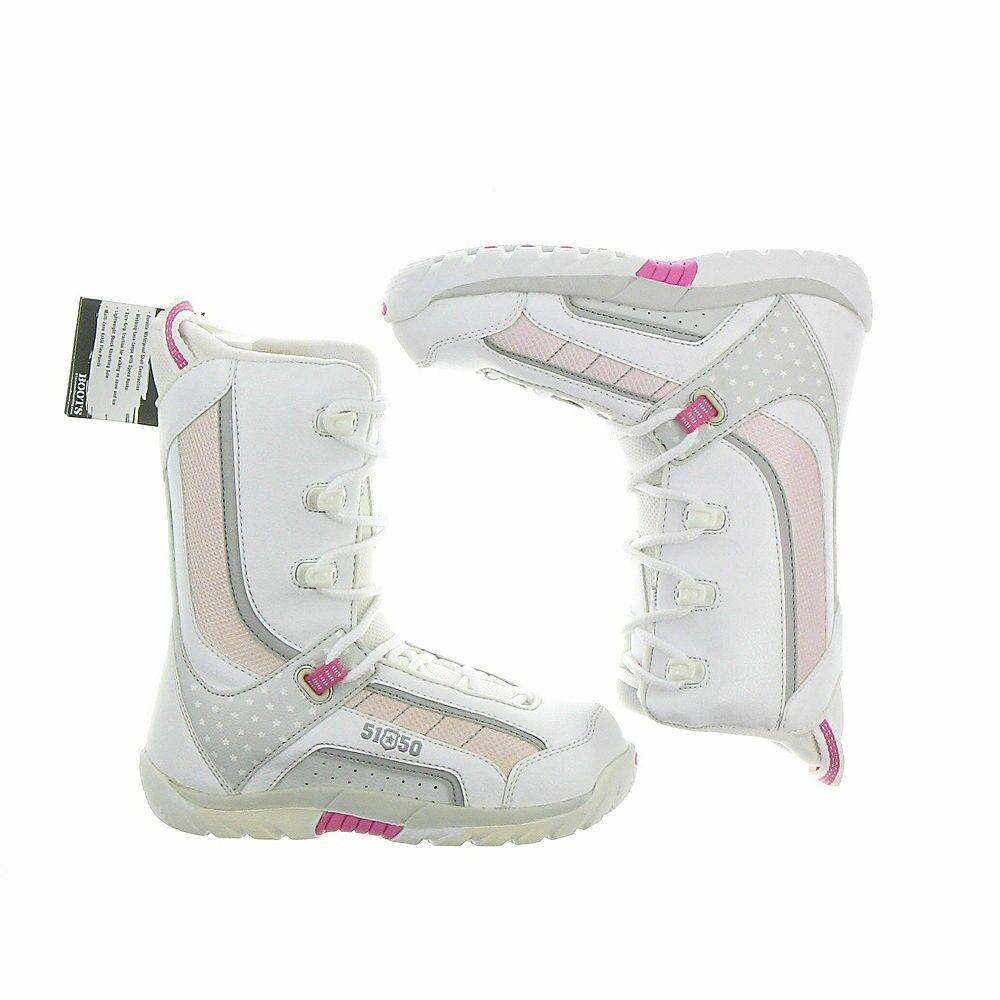 5150 4 Brigade Kids Girls Size 4 5150 Snowboard Stivali EU 35.5 CM 22 ef92c0